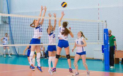 Спортивная секция «ВОЛЕЙБОЛ»